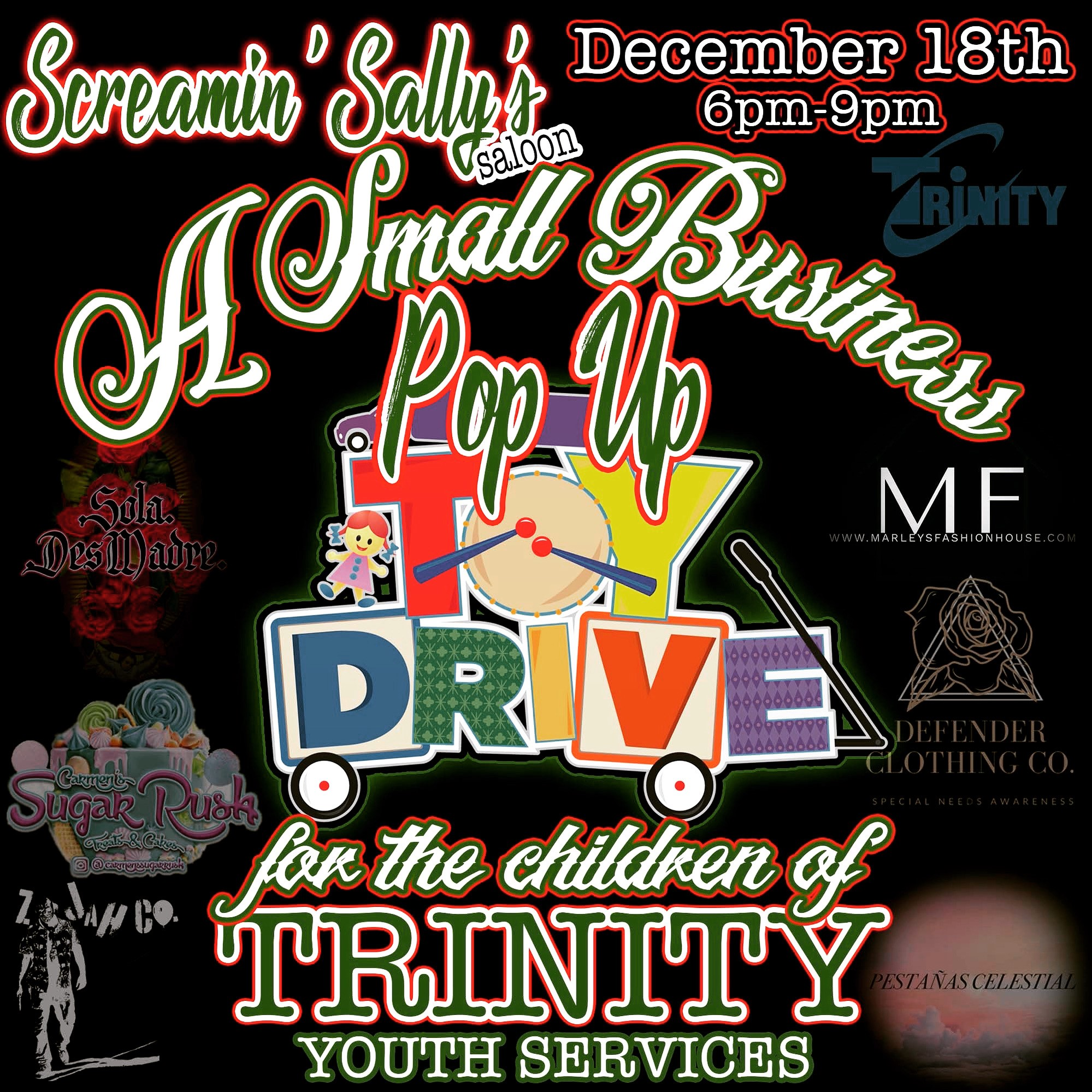 victorville toy drive